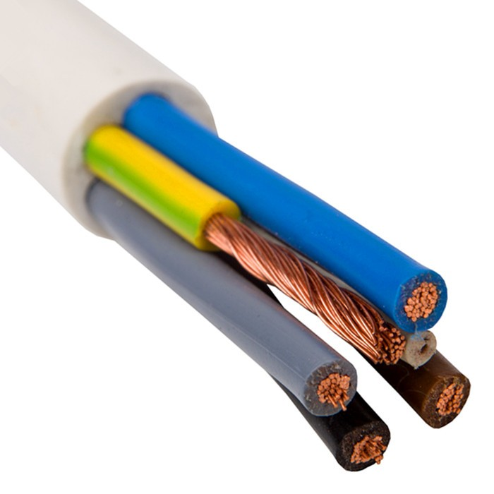 Sensational Bv Single Strand Hard Copper Electric Wire Color Code Cable 25Mm Wiring 101 Cranwise Assnl