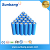 Original 3.7v 2200mah 3000mAh battery rechargeable icr18650p li-ion battery for Electric Toys