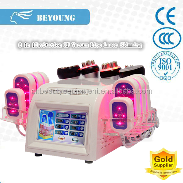 RS08D Best selling vacuum diode lipo laser cavitation ls650 machine