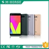cheapest 3g big screen android mobile phone M-HORSE V20 5.5 inch android 6.0 smartphone