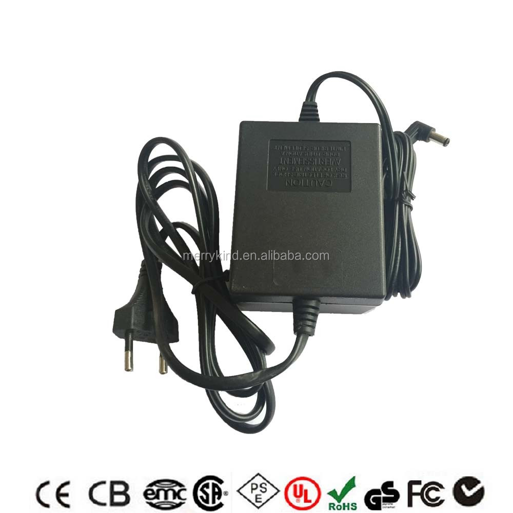 230V AC to 12V DC Converter 2000mA Linear Power Adapter