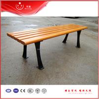 outdoor garden furniture wooden park bench for sale