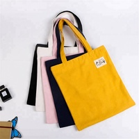 Wholesale Costumed Print Logo Promotional Fabric Tote Canvas Bag Recyclable Plain Cheap Eco Bulk Cotton Tote Bag For Shopping