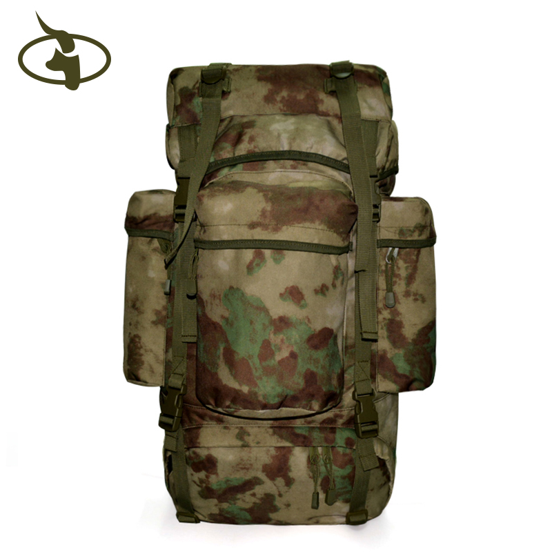 Green Small Army Style Outdoor Sport Military Backpack Tactical