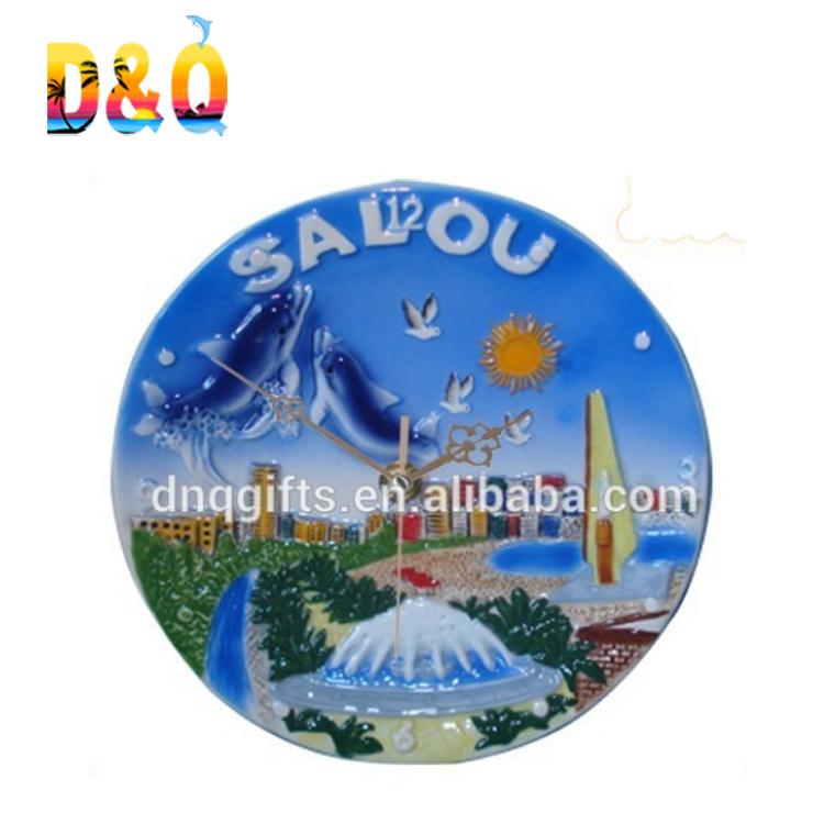 China Ceramic Decorative Clock China Ceramic Decorative Clock