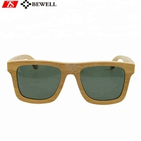 Cheap sunglasses nz hot selling bamboo glasses frames wooden sunglass carbonized bamboo sunglasses