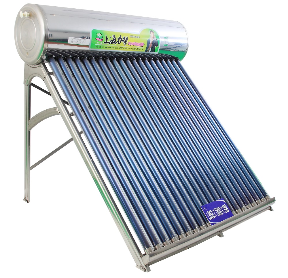 Indirect Thermosiphon Integrated High Pressure Solar Water