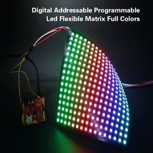 16x16 rgb led dot matrix with factory bottom price