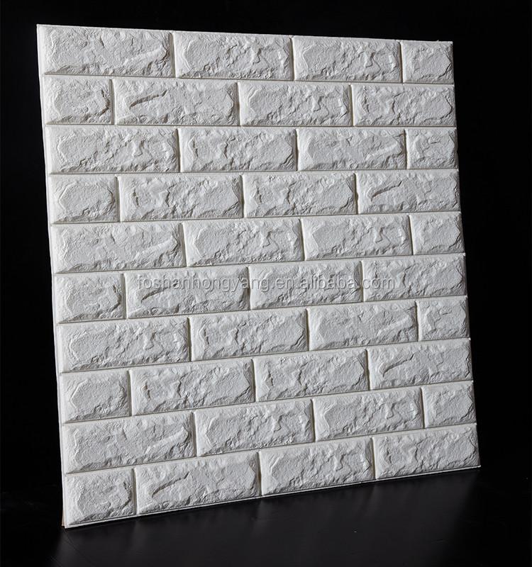 Korean Style Eva Foam 3d Wallpapers,Diy Brick Wall Paper ...
