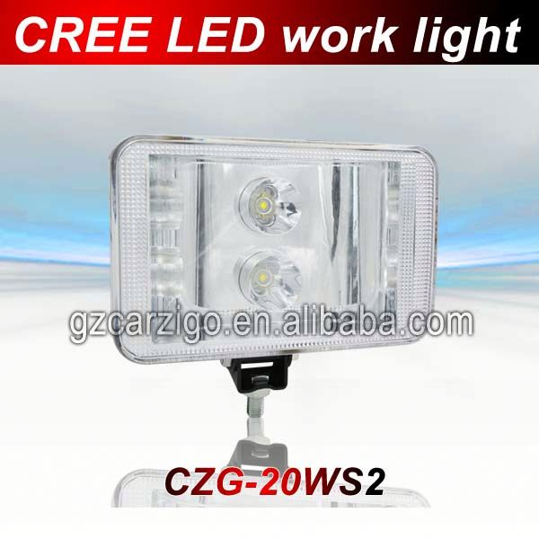 24w led tractor working light a portable head lighting