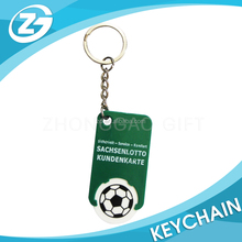 custom design personalized hot sell plastic trolley token coin