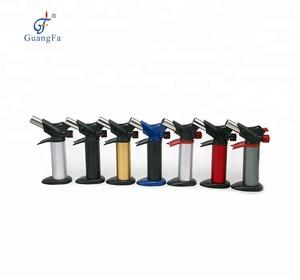 Adjustable Butane Gas Jet Torch Lighter Burner Butane Lighter Refill Valve