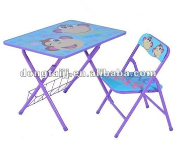 kids folding table and chair setkids fold up table and chair
