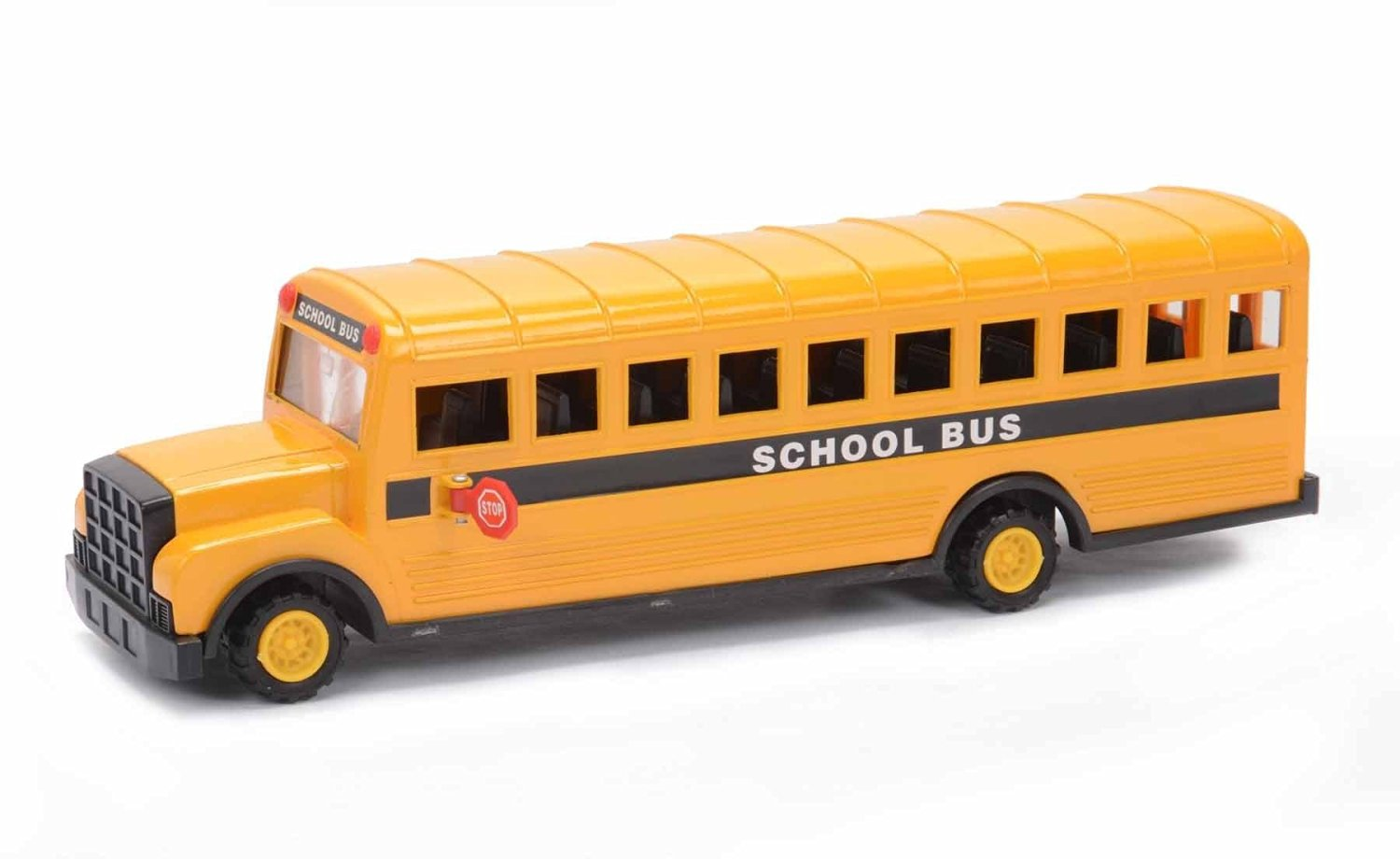 Mighty Wheels Diecast School Bus