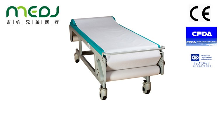 Automatically Change Bed Sheet Medical Examination Table Clinic Tables Exam  Table