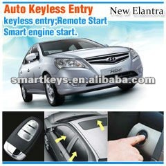 engine start/stop system for New Elantra with smart key