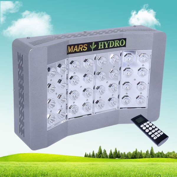 Marshydro Cree128 Led Grow Light Smart Design Remote Controller ...