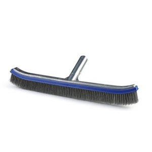 Perfect Design Swimming Pool Clean Equipment/ Plastic Brush18'' plastic swimming pool wall brush Pool Cleaning Brush