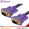 Millionwell Gold plated 1.5m 2m 3m 5m 8m 10m 15m 20m 30m 50m high quality VGA cable