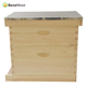 Factory Price Langstroth 2 Layers 10 Frames Bee Hive Beekeeping Equipment Wooden Beehive