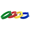 RFID Silicone Wristband Bracelet NFC TAG Waterproof Adjustable Smart RFID Band with Customized Logo