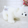 Realistic Stuffed Animal Toys White Polar Bear plush toy