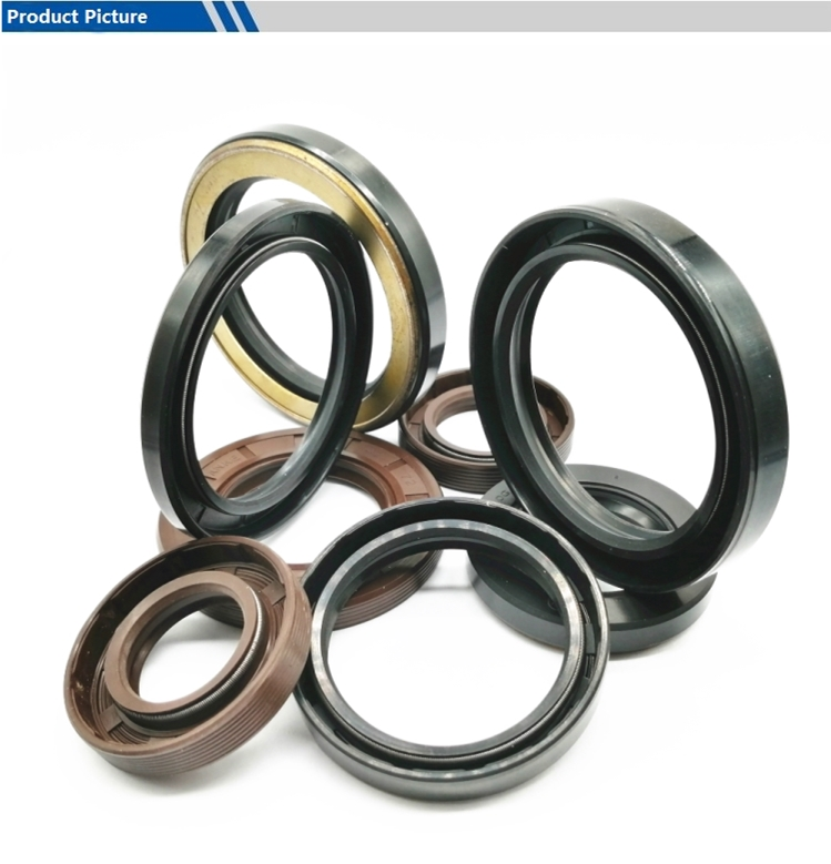 Oil Seal TC NBR FKM Rubber Oil Seal