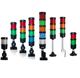 Mini Singal Tower/Light Tower Red Green Yellow White Blue color ONN-M4