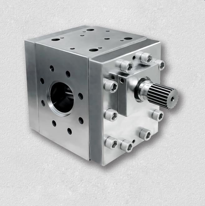 High Pressure Extruder : Plastic extruder used high pressure melt pump buy