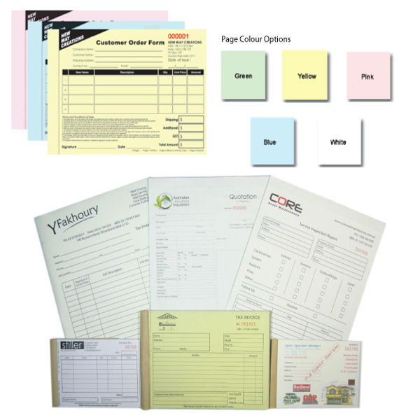 Send Invoices Online Pdf Carbonless Invoice Book Bill Receipt Book Custom Designsource  Receipt Forms Word with How To Make Receipt Excel Duplicated Ncr Invoice Book With Customized Design St Louis County Personal Property Tax Receipts Pdf