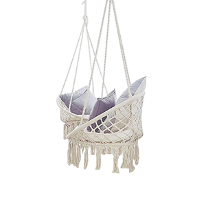 Summer Accessories Lounging Outdoor Swings Seat Hanging Rope Hammock Chair