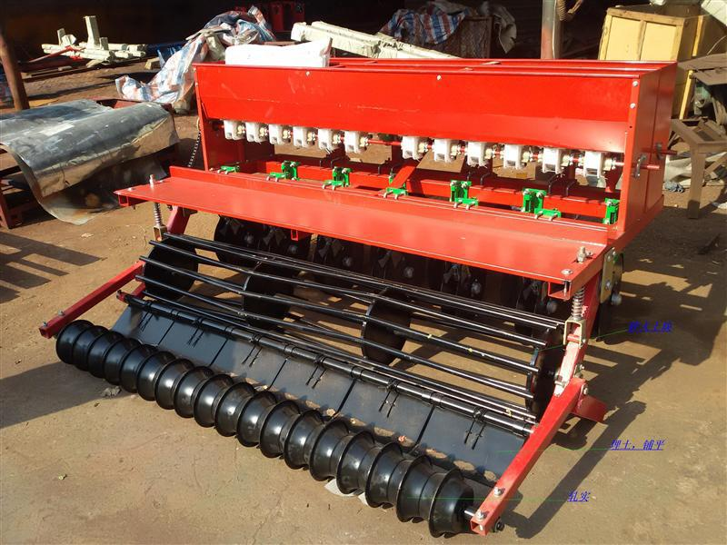 24 rows 3 point hitch corn seed planter with great price