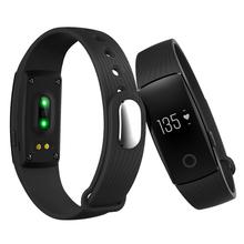Bluetooth 4.0 Smart Bracelet  IP67 Waterproof  Smart Wristband Support Pedometer Smartband Heart Rate Monitor Smart band