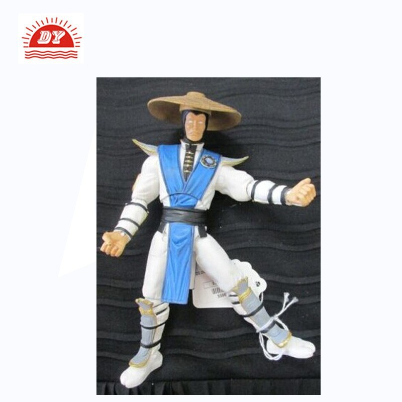 custom plastic mortal kombat action figure