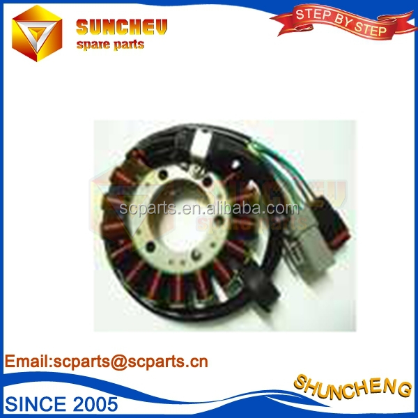 Steel 2 Cylinders MOTORCYCLE magneto stator coil FOR SEA DOO