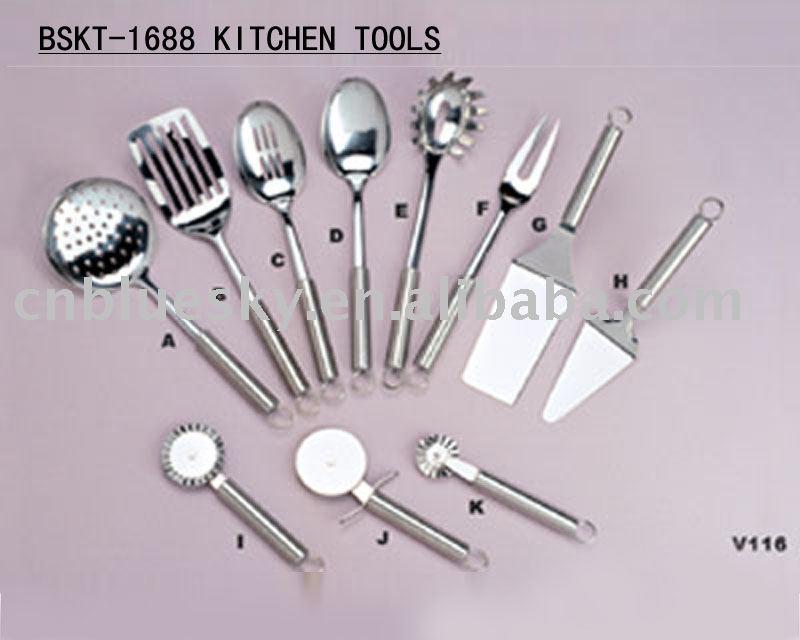 Utensilios para cocina industrial cmo disear una cocina for Menaje de cocina industrial