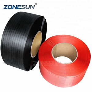 ZONESUN Green PP Steel Strap, PP Strapping Tape, PP Packing Strap for 12mm suuply