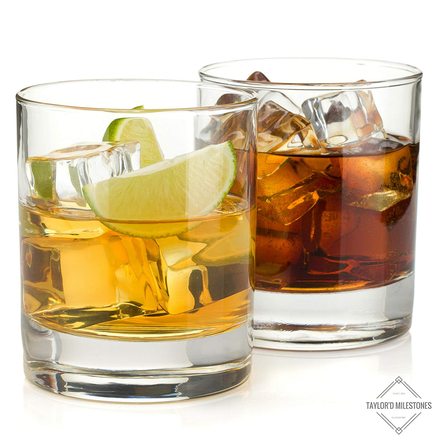Wholesale crystal Handmade scotch Bottom Base whisky glass cup