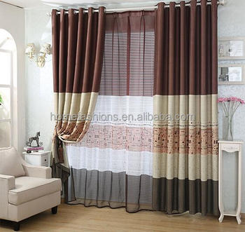 Guangzhou Factory Customized Curtain Blinds For Office And