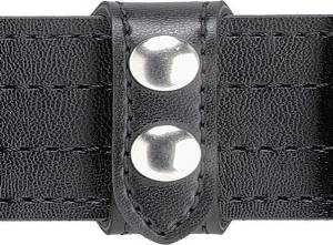 Safariland 63 Belt Keeper, Slotted, 2 Snap