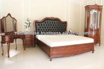 Indonesia Furmiture French Bedroom Set Buy French Bedroom Set Mahogany Furniture Antique