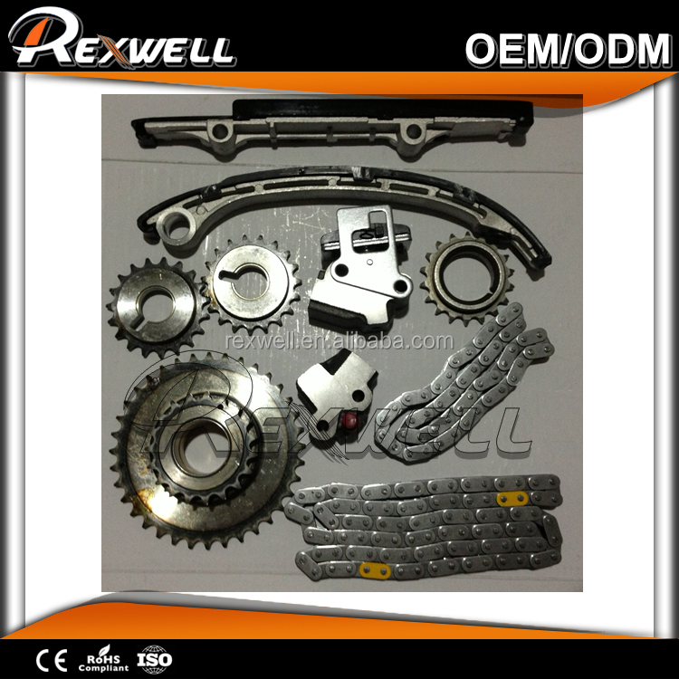 Auto Timing Chain Repair kit For KA24 Gasoline Engine Parts