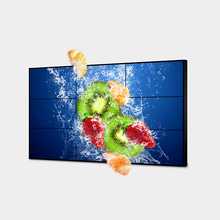 55 inch 3x3 3D bril gratis LCD video <span class=keywords><strong>muur</strong></span> voor reclame