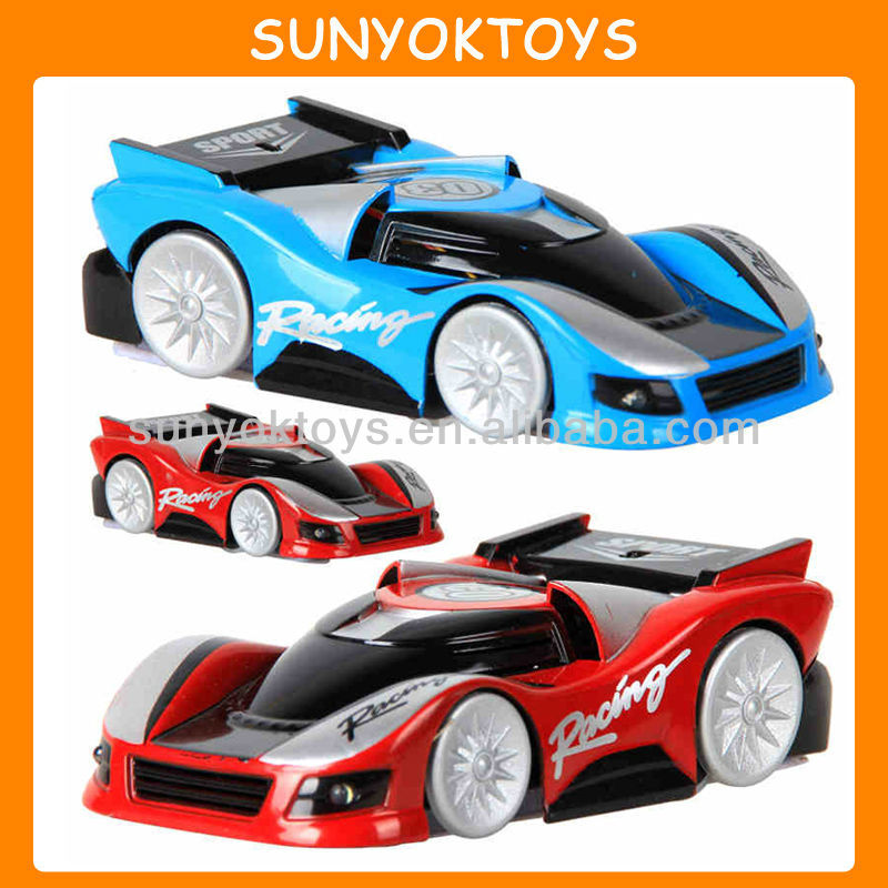 Interesting RC Wall Racer Climbing Car for Kids, Wall Climbing Car Toys