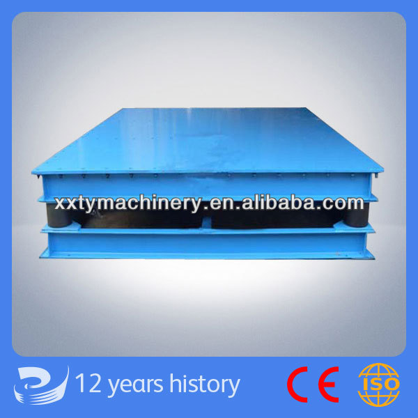 Tianyu Excellent Performance Concrete Vibrator Table Equipment