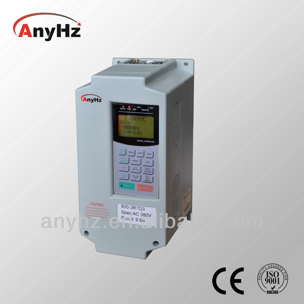 Anyhz Chinese top 3 brand AC drive equipvalent quality Yaskawa variable speed drive