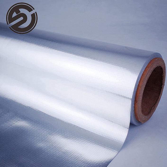 เสนออลูมิเนียมฟอยล์แพ็คกระจกmetallizedฟิล์มโพลีเอสเตอร์ฟิล์มmylarม้วน