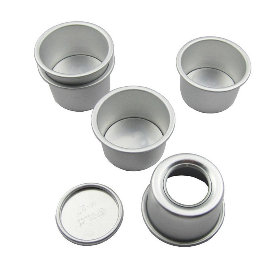 Cups Removable Cake Pan