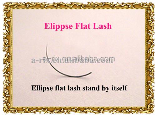 Premium Indonesia Ellipse Flat Lash Eyelash Extension 529