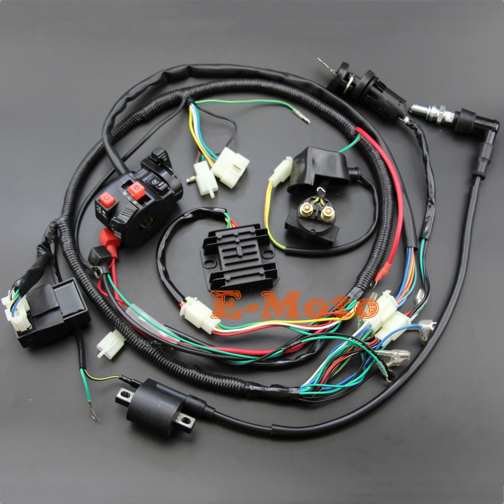 Fuel Line Diagram Loncin Atv Wiring Diagram Ignition Wiring Diagram